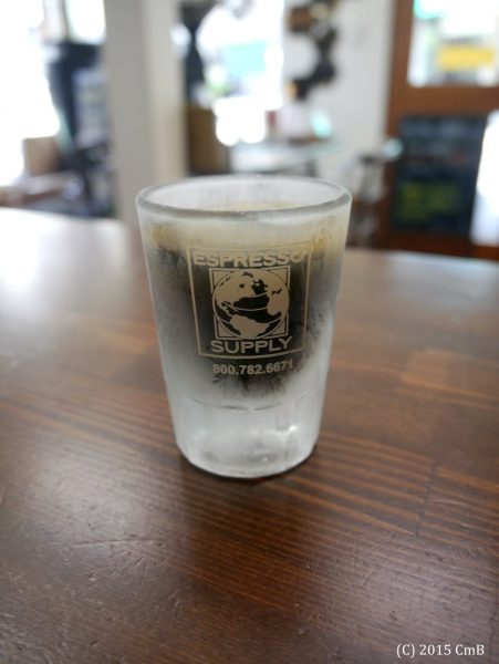 コーヒーウォッカ (Coffee Vodka)