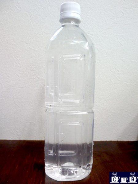 酢によるペットボトルの消臭