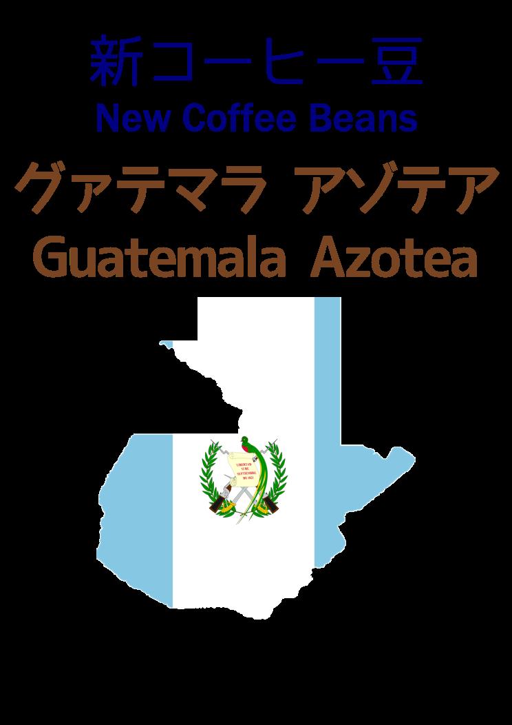 グァテマラ アゾテア