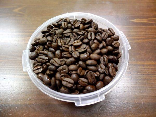 コーヒー豆は焙煎後から香味がしだいに劣化していきます