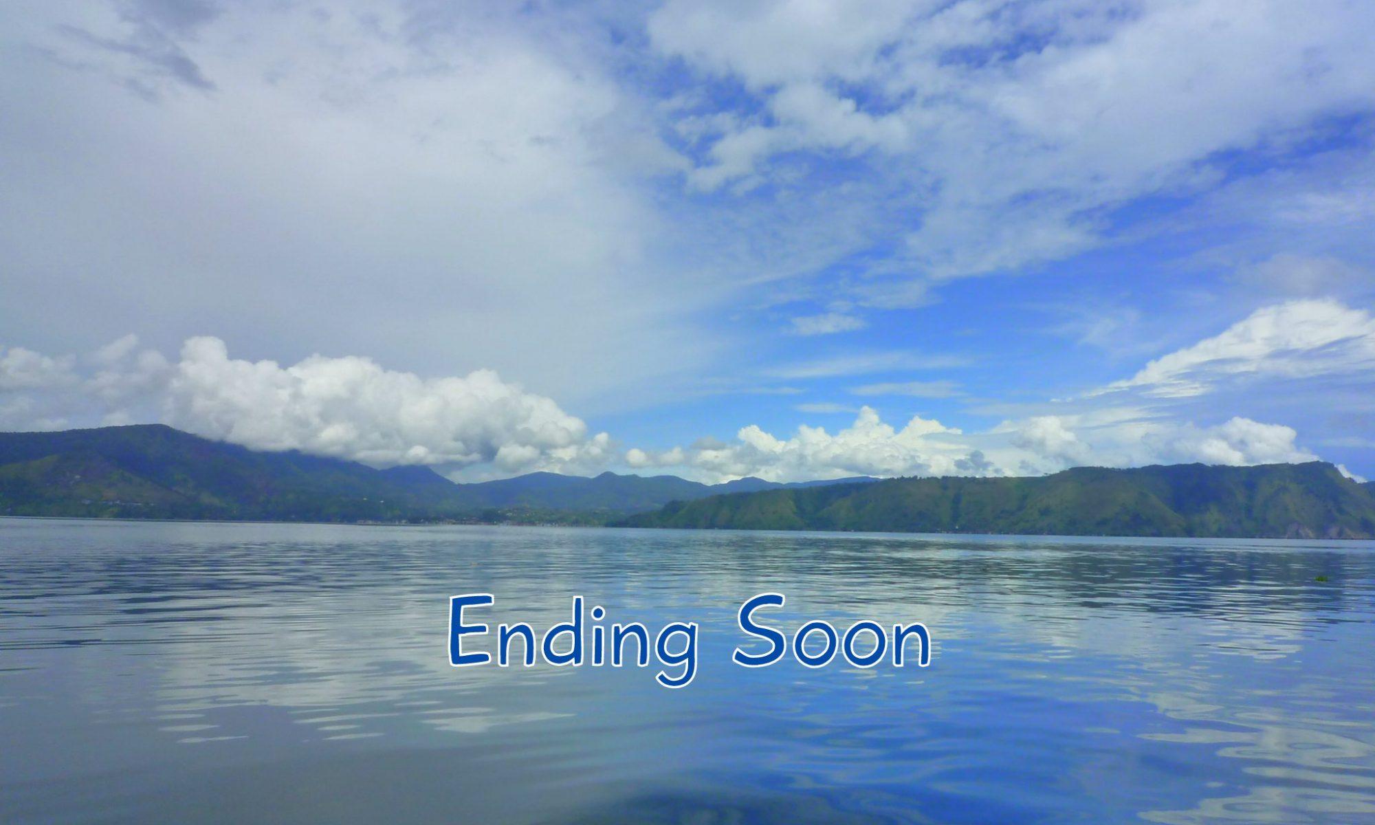 インドネシア (マンデリン) ドロサングルは間も無く終了します。