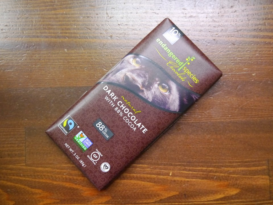 endangered species chocolate - ジャガー