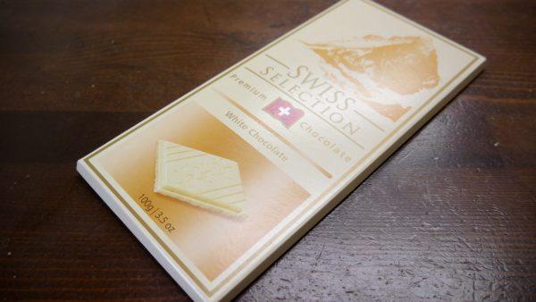 SEIYUのホワイトチョコレート