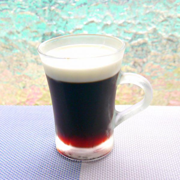 ロカボ(低糖質)コーヒーゼリー