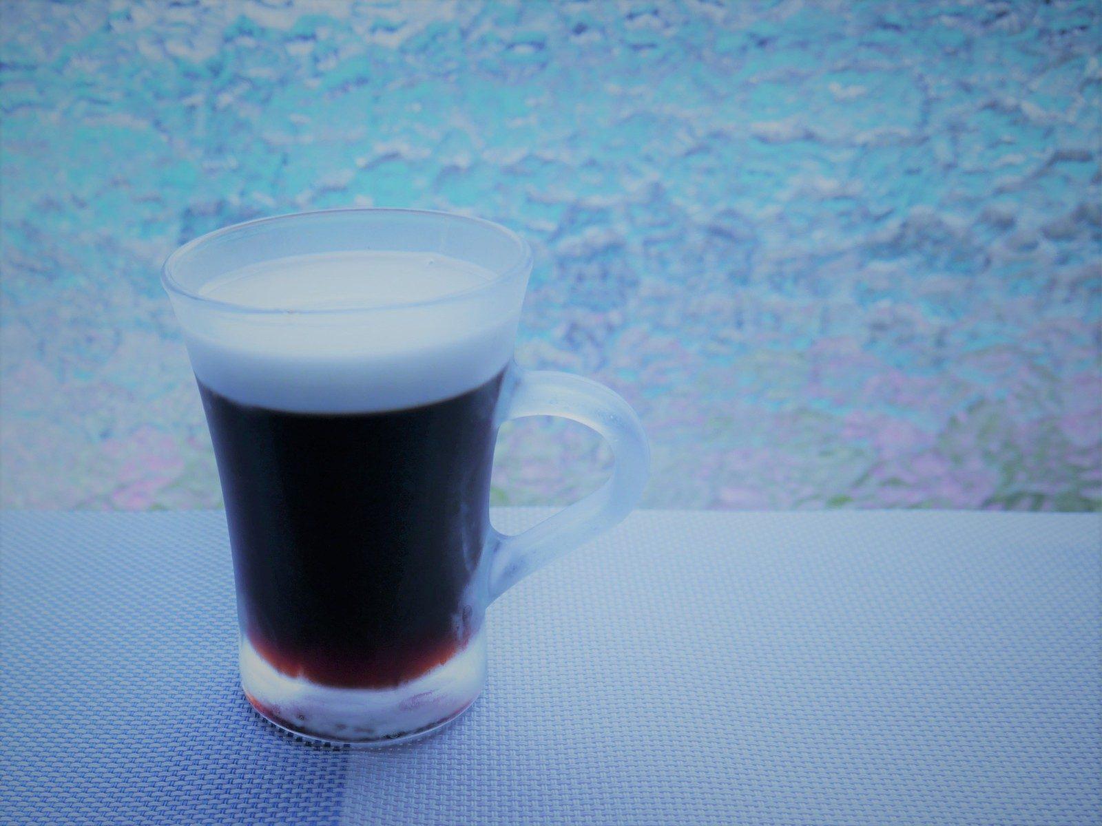 コーヒー豆屋のロカボ(低糖質)コーヒーゼリー