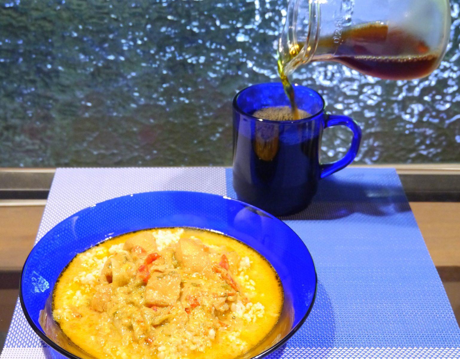 ブラジル ムケッカ と ブラジル ダテーラコーヒー