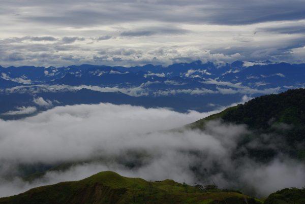 パプアニューギニア コーヒー豆 産地の景観