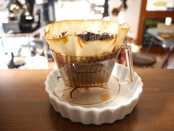 使用済みのコーヒー豆を使った消臭