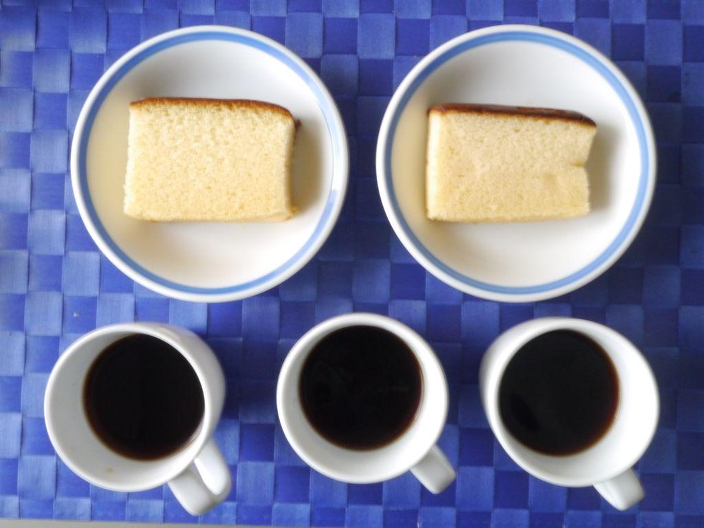 カステラに合うコーヒーは?
