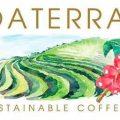 ブラジル ダテーラ農園 ロゴ