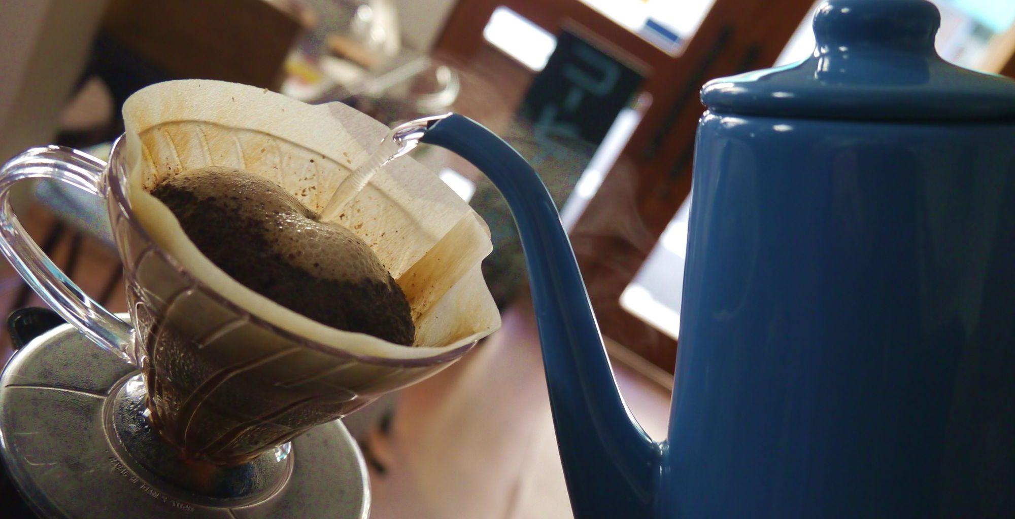 ハンドドリップ コーヒー