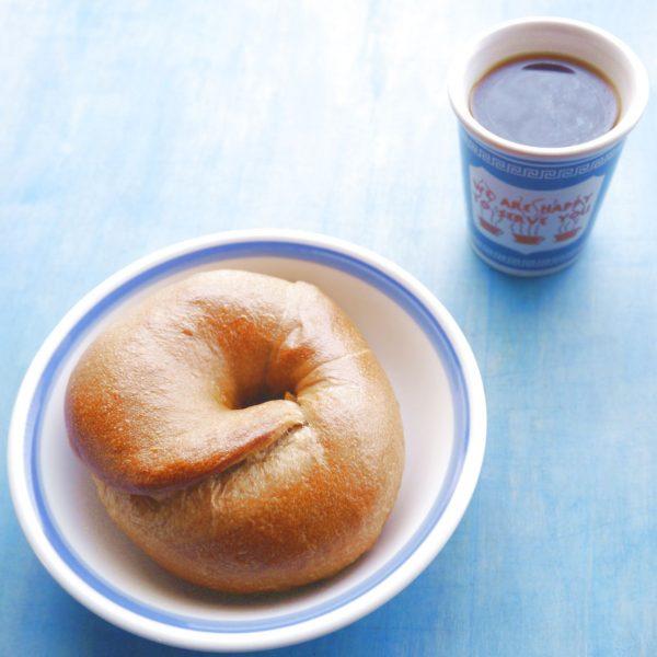 コーベー(かやぶき)とコーヒー
