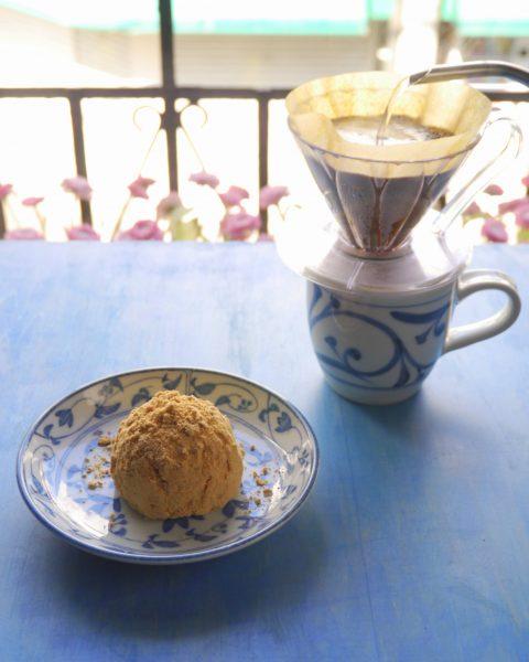 ナダシンの餅「きな粉おはぎ」