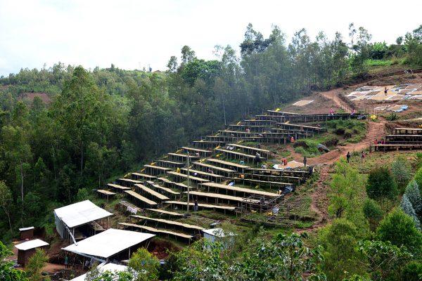 ルワンダ キャヒンダのアフリカンベッド