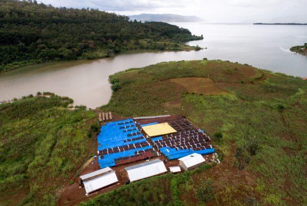 DRC カバレ - サンドライステーション
