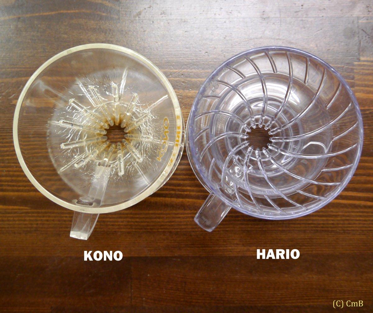 コーノとハリオ