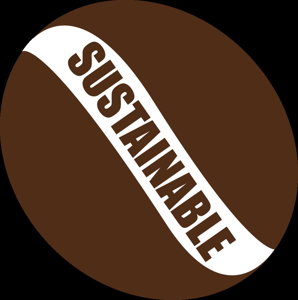 サステイナブルコーヒーロゴ