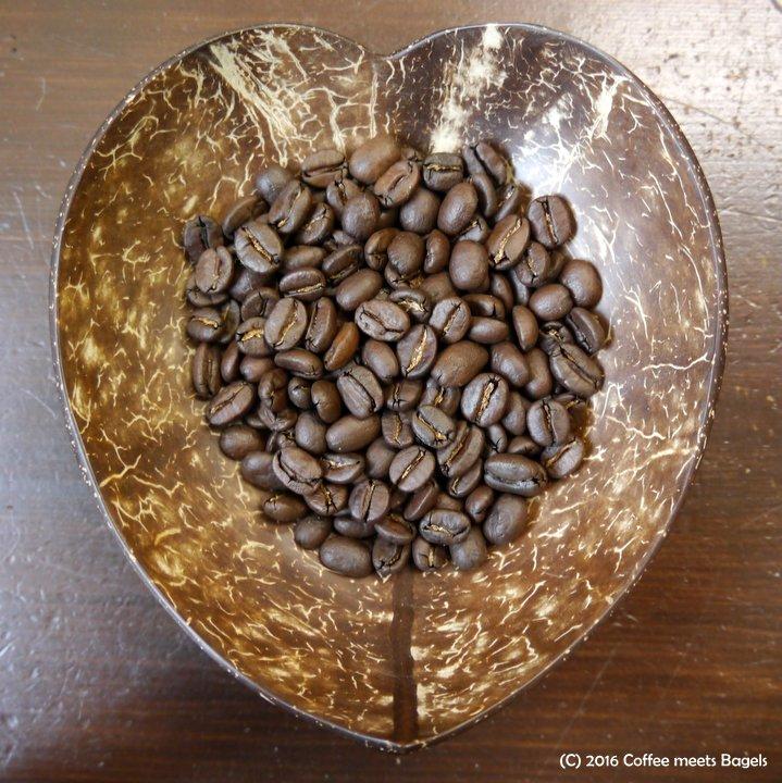 コーヒー豆: フルシティブレンド