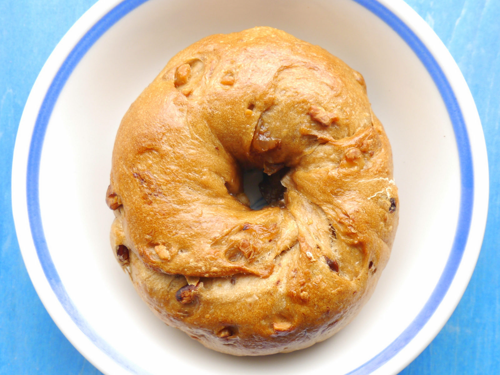 コーベー(コーヒー豆屋のベーグル) サルタナコーヒー