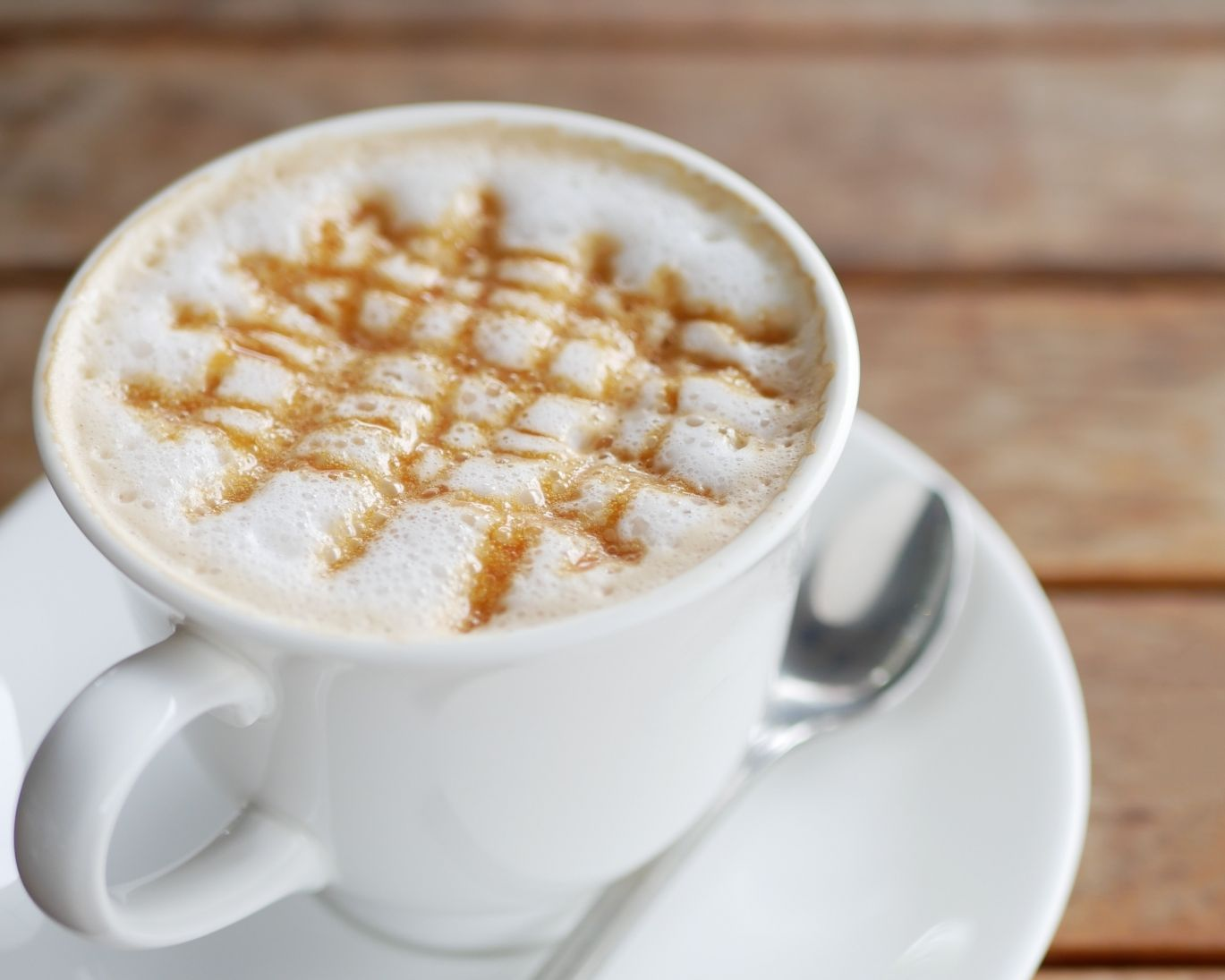 コーヒー&キャラメル